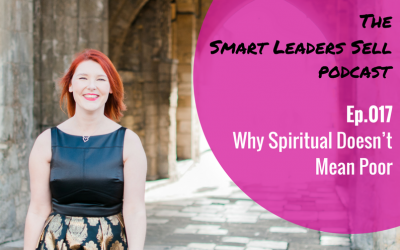 EPISODE 017 : Why Spiritual Doesn't Mean Poor