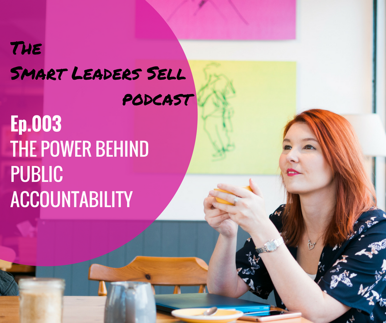 EPISODE 003 : The Power Behind Public Accountability